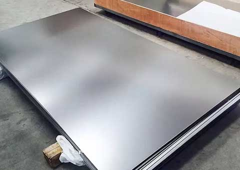Alloy 400 Sheet
